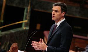 """Pedro Sánchez valora la dimisión de Montón: """"Ha optado por la ejemplaridad"""""""