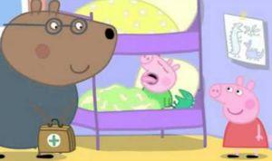 Peppa Pig difunde una idea errónea de los médicos de Atención Primaria