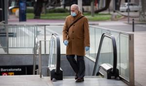 Perfil del paciente con coronavirus: hombre con una edad media de 51 años