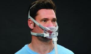 Philips diseña una mascarilla que elude el tabique nasal
