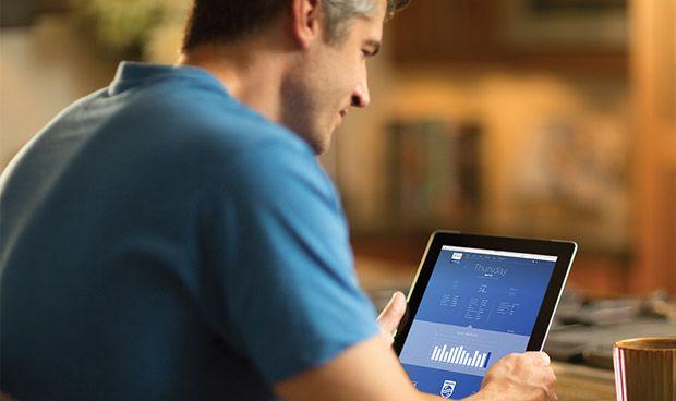 Philips lanza una aplicación móvil para tratar la apnea del sueño