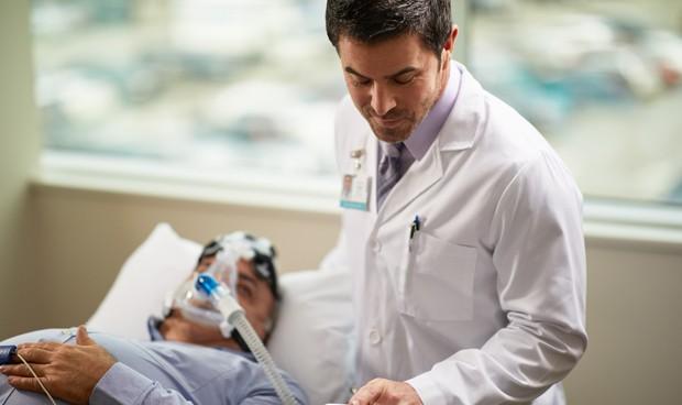 Philips presenta la primera terapia de ventilación no invasiva para EPOC