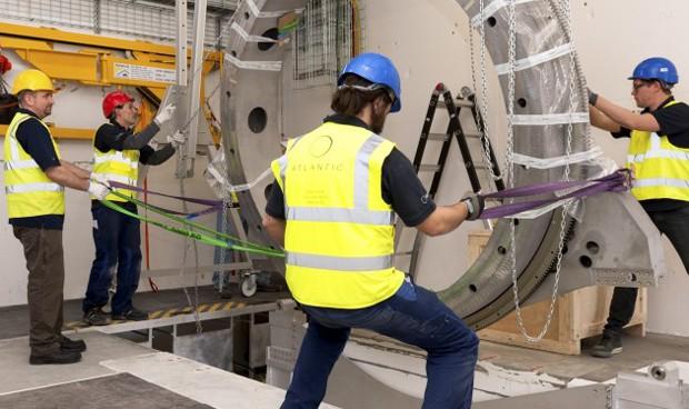 Philips y Elekta instalan un acelerador lineal en el NKI de Ámsterdam