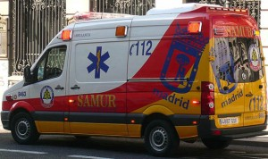 """Pide una ambulancia por un herpes """"porque no tiene coche y el taxi es caro"""""""
