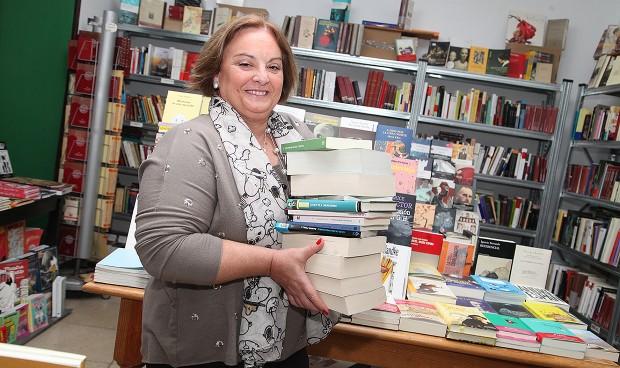 """Pilar Bartolomé: """"El techo de cristal es en realidad de cemento"""""""