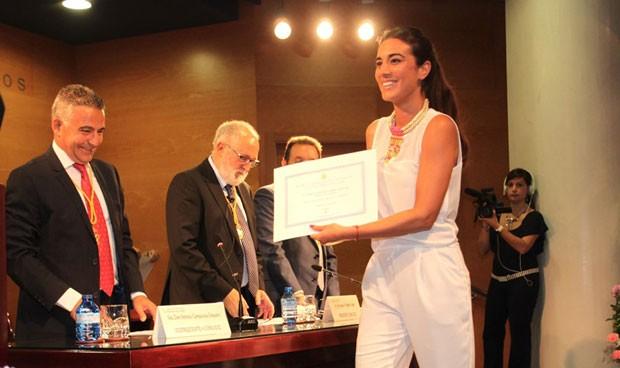 Pilar Bellanco, mejor currículum MIR de la provincia de Cádiz