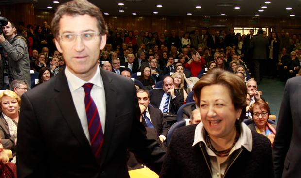 Pilar Farjas reaparece en la escena sanitaria... y política