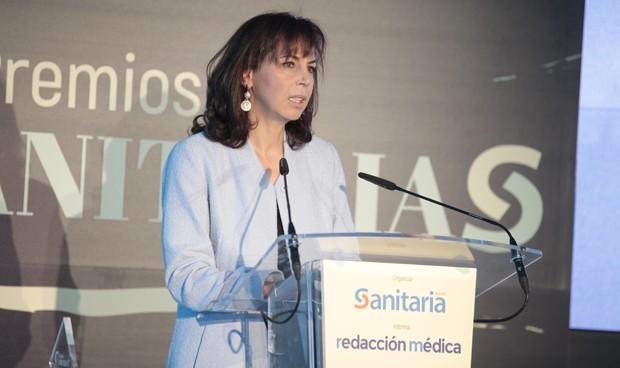 """Pilar Garrido: """"A igualdad de méritos, toca que la mujer vaya primero"""""""