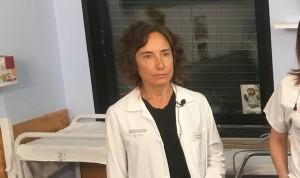 Pilar Santos, gerente del área de Salud de Torrevieja tras la reversión