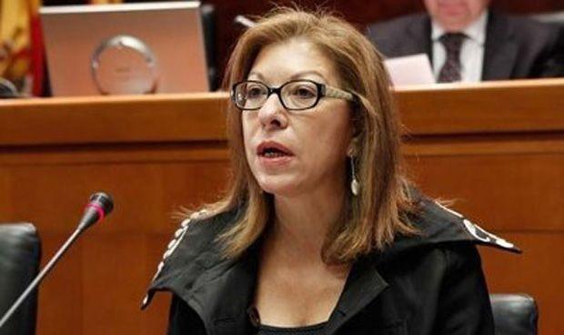 Pilar Ventura dimite como consejera de Sanidad de Aragón