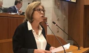 Pilar Ventura repite como consejera de Sanidad en Aragón