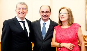 Pilar Ventura toma posesión como nueva consejera de Sanidad de Aragón