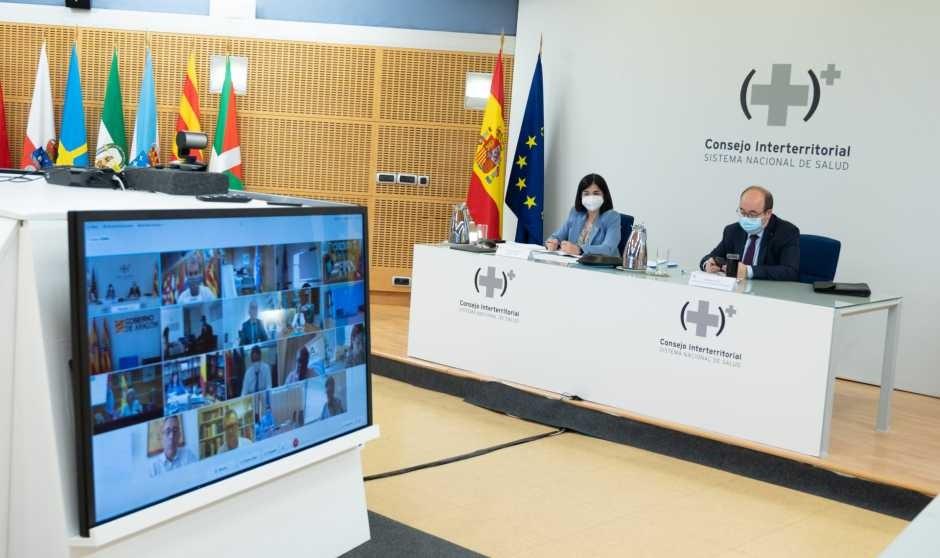 Pleno apoyo autonómico al giro de Sanidad en la elección de plazas MIR 2021