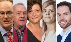 PNV, EH Bildu, ERC, Grupo Mixto y Plural eligen a sus portavoces de Sanidad