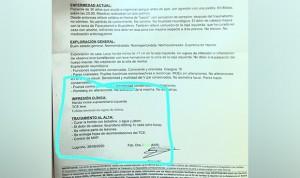 """Polémica por el informe de una MIR sobre la """"pedrada"""" a una diputada de Vox"""