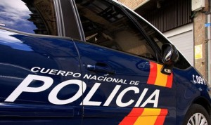 La Policía registra la sede del Colegio de Enfermería de Pontevedra