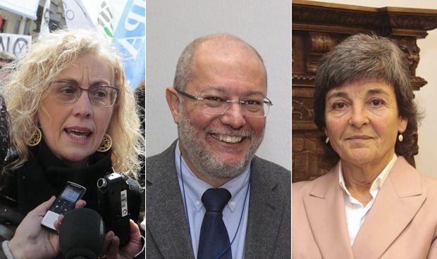 PP, Podemos y C's le dan un 'aprobado' a Montón en Sanidad, de momento