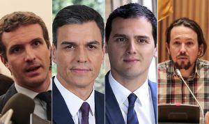 PP, PSOE, C's o Podemos: ¿quién está más capacitado en temas sanitarios?