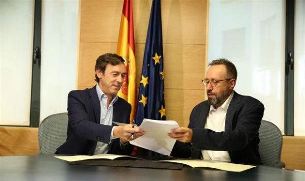 PP y C's prometen reformas concretas en sanidad en una semana