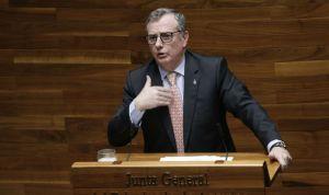 PP y Podemos registran su ofensiva parlamentaria para reprobar a Del Busto