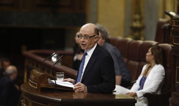 PP y PSOE enmiendan los PGE para no limitar a 3 a�os los temporales