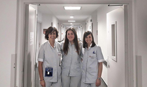 Premiadas 3 enfermeras por un estudio sobre cuidados de pacientes con EPOC