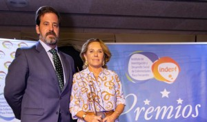 Premian a Pilar Serrano, de Quirónsalud, por su labor gestora