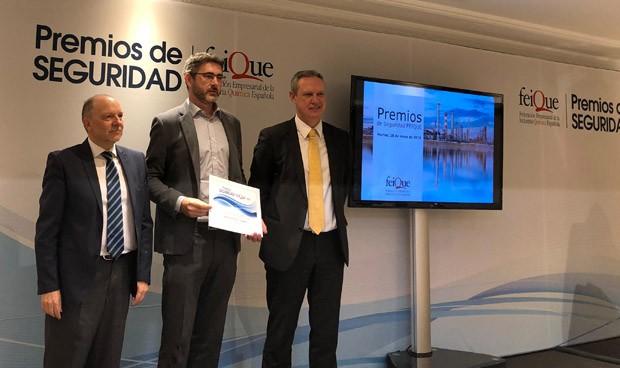 Premio a Carburos Metálicos por su concienciación en materia de Seguridad