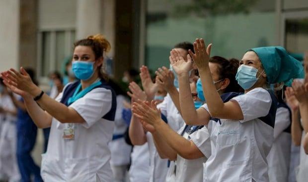 Los sanitarios que combaten el coronavirus, premio Princesa de Asturias