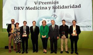 """Premios DKV, """"altavoces"""" de la solidaridad sanitaria española en África"""