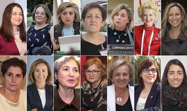 Premios Sanitarias: 14 mujeres líderes son las juezas