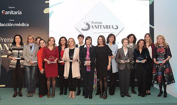 Premios Sanitarias: 16 mujeres líderes para lograr la igualdad en sanidad