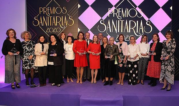 Premios Sanitarias: las 43 mujeres líderes que ya han sido premiadas