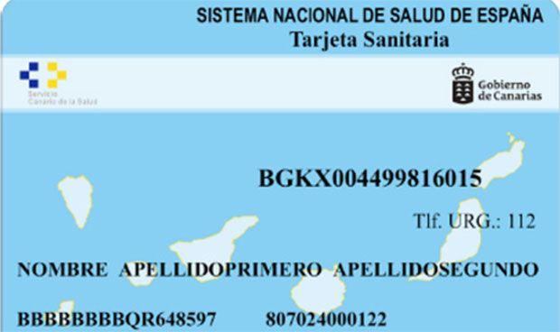 Misma tarjeta para todos en Canarias