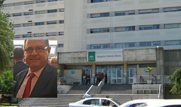 Presentado el nuevo gerente del Hospital Infanta Elena de Huelva