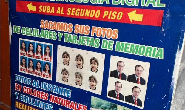 Presidente del PP vasco, exministro de Sanidad y… ¿modelo fotográfico?