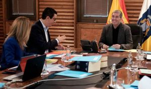 Presupuesto de 'récord' en Canarias: crece 232 millones en sanidad