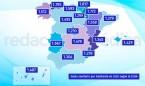 Presupuesto sanitario de las CCAA: máximo histórico y brecha de hasta 600€