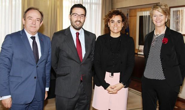 Primer contacto de Biosim con Montserrat para impulsar el biosimilar