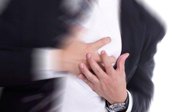 Primer estudio que vincula las enfermedades respiratorias con infartos