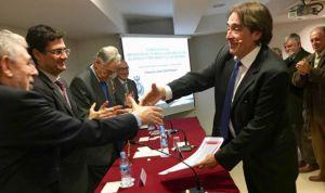 Primer ingeniero que ingresa en la Real Academia de Medicina valenciana