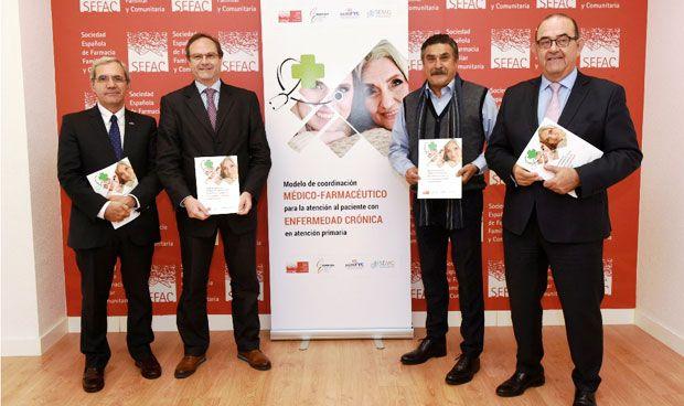 Primer modelo de coordinación Familia-Farmacia para el paciente crónico