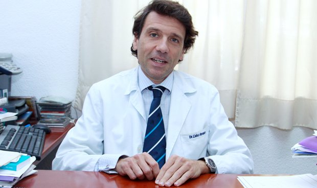 Primer presidente espa�ol del Colegio Europeo de Neuropsicofarmacolog�a