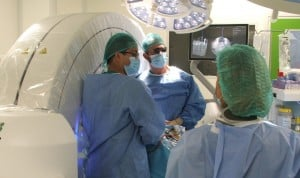Primera intervención quirúrgica del HM San Francisco con tecnologías O-arm
