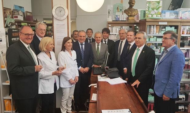 Primera provincia con sistema antifalsificación de receta privada en papel