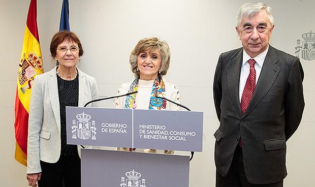 Carcedo pone tareas al Consejo Asesor de Sanidad: Primaria, crónicos y RRHH