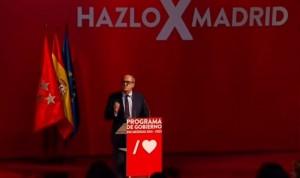 Programa PSOE: cobertura del 100% de plantillas y cita 'exprés' en Primaria