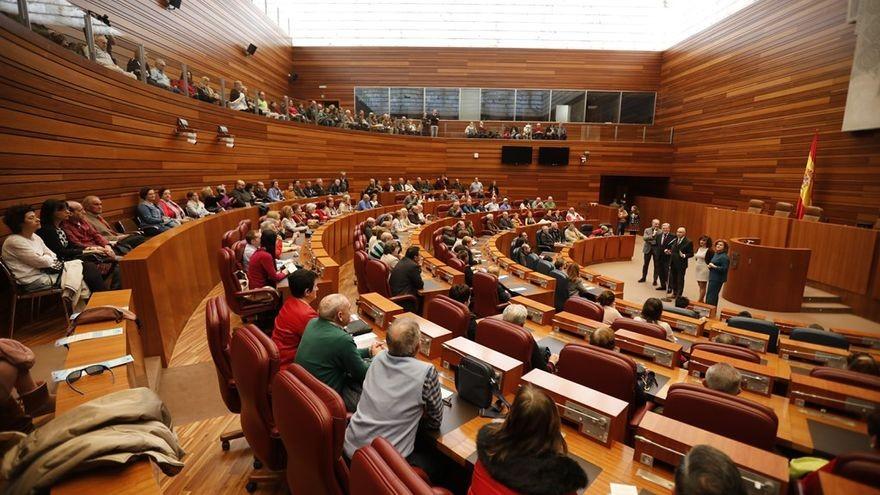 Protagonismo parlamentario de las especialidades pediátricas de Sacyl