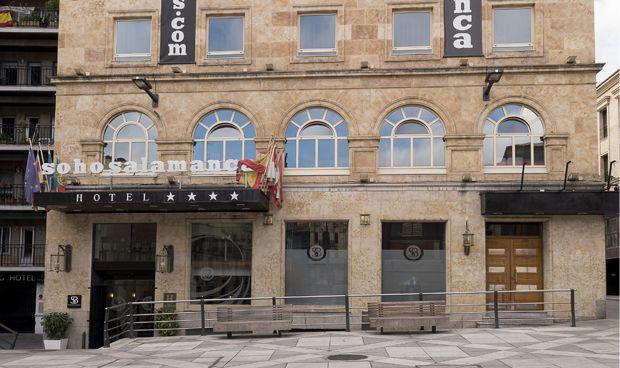 PSN adquiere un hotel en el centro de Salamanca por 2,9 millones de euros