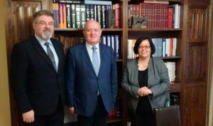 PSN amplía su protección a los colegios sanitarios de Soria
